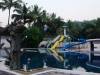 K Star swimming-pool- with slides