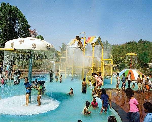 Panoramic water-resort-karnala